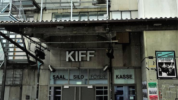 Offene Türen beim KIFF in Aarau.