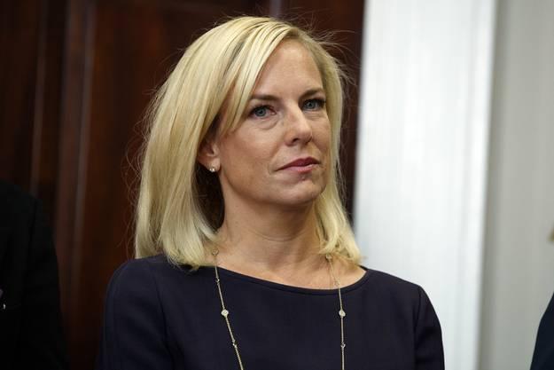 Die eine der beiden US-Ministerinnen in Davos ist erst seit Oktober vergangenen Jahres im Amt. Sie diente bereits George W. Bush als Beraterin.