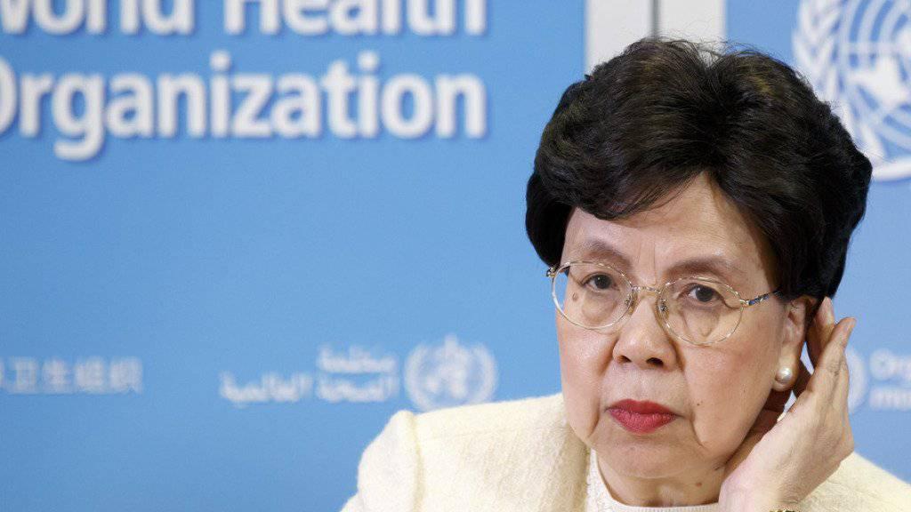 WHO-Generaldirektorin Margaret Chan: «Diabetes ist stark auf dem Vormarsch.» (Archivbild)