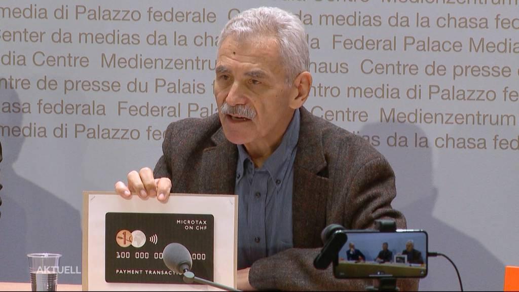 Initiativkomitee will Bundes-, Mehrwehrt und Stempelsteuer abschaffen