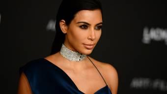 Kim Kardashian geht nun doch nicht nach Indien (Archiv)