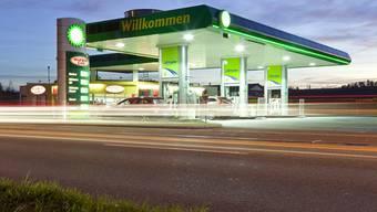 Überfälle auf Tankstellen-Shops häufen sich (Symbolbild)