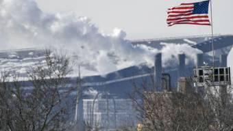 Nach eisiger Kälte soll es in weiten Teilen der USA in den kommenden Tagen frühlingshaft warm werden.
