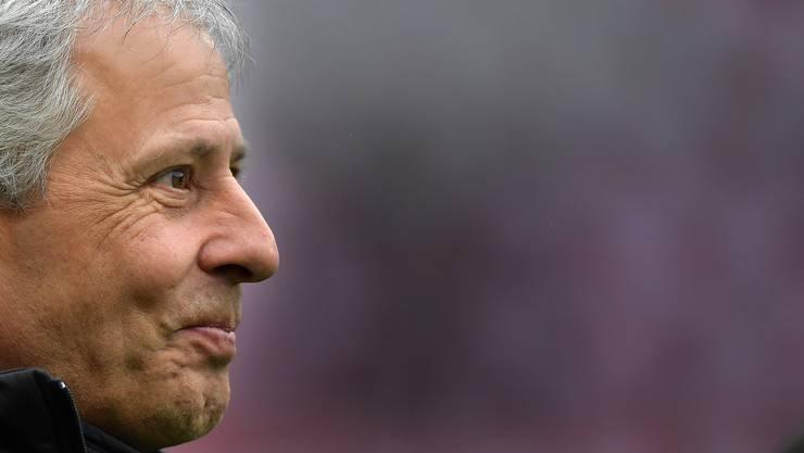 Die Statistiker sagen: Bayern überholt Dortmund in der Rückrunde. Und trotzdem hat Lucien Favre Grund zu lachen. Weil er weiss, wie man die Zahlen lügen straft.
