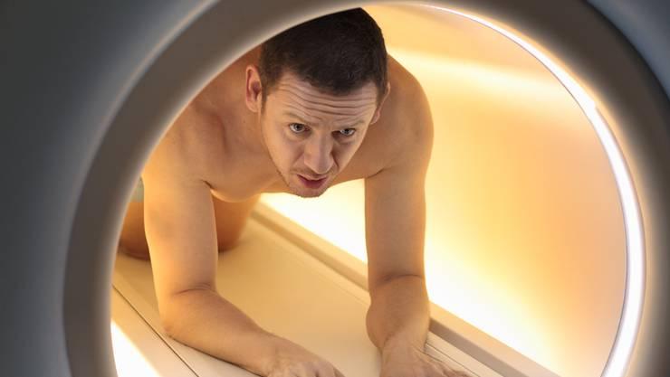 Frankreichs Komikstar Dany Boon verulkt die eingebildeten Kranken in der ab heute in der Schweiz laufenden Komödie «Super-Hypochonder». J.-C. LOTHER