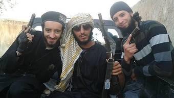 IS-Dschihadisten sollen einen Anschlag in der Schweiz geplant haben (Archivbild).