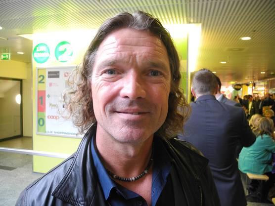 Thomas Landis, Co-Präsident Gewerbeverein