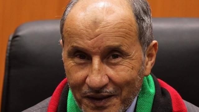 Der Chef des šUbegangsrates, Mustafa Abdel Dschali, will Sarkozy und Cameron treffen