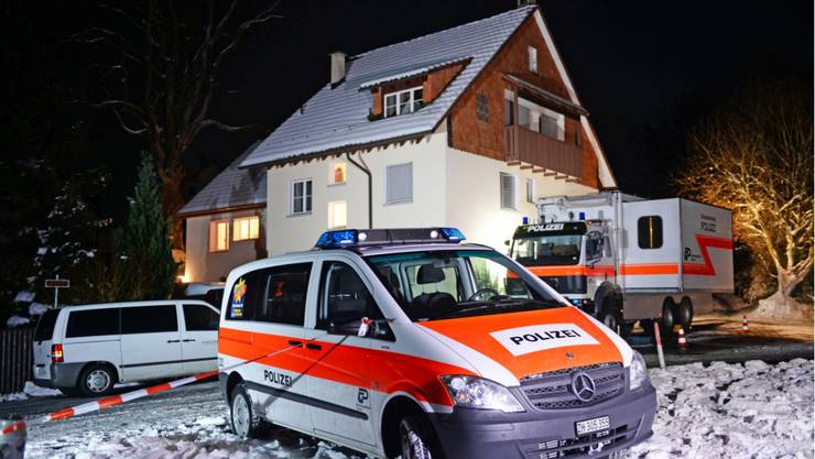 In diesem Haus erstickte Natalie K. ihre Kinder.