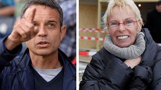 Engagiert für den FCB: Bernhard Heusler und Gigi Oeri.