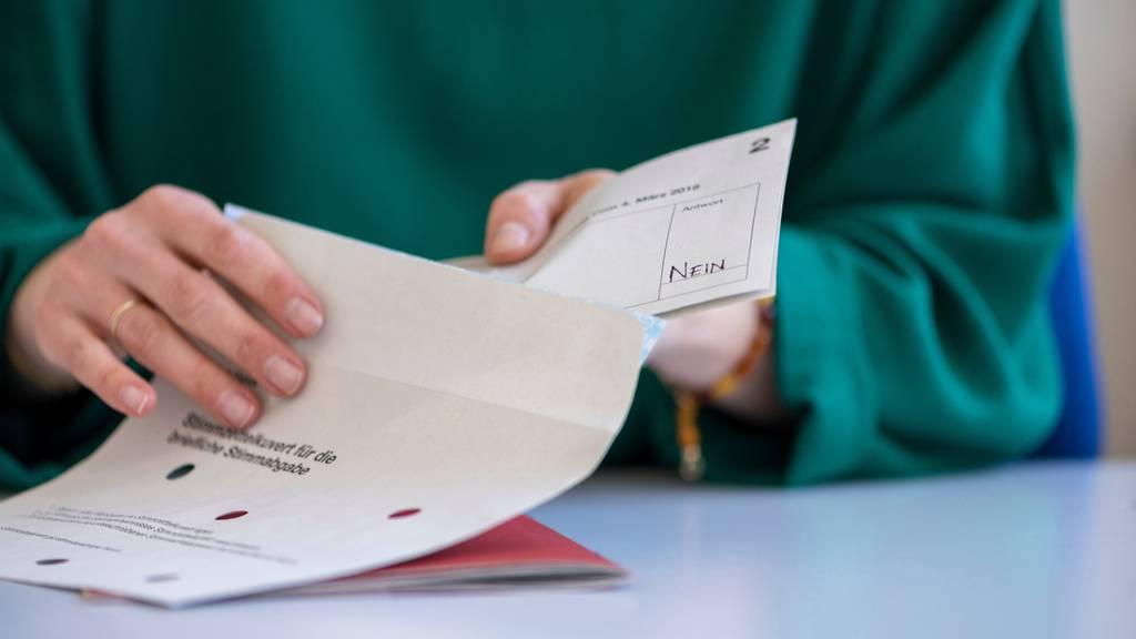 Verschiebung der Abstimmung vom 17. Mai stösst auf breite Unterstützung