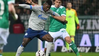 Breel Embolo zeigte bei seinem ersten Einsatz in der Startaufstellung seit dem 11. November eine starke Leistung, konnte aber trotz seiner beiden Tore die Niederlage in Bremen nicht verhindern