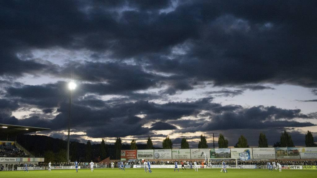 FC Wohlen zieht sich aus Challenge League zurück