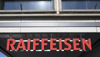 Pechsträne bei Raiffeisen: 114 Kunden haben falsche Kontoauszüge erhalten. (Archiv)