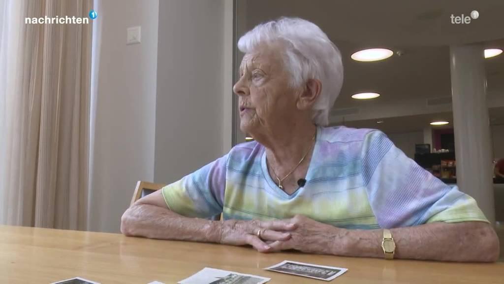 Trudy Dubach ist seit 65 Jahren im Turnverein