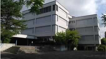 Das Muttenzer Hinterzweien-Schulhaus – einer der drei Schulstandorte der Sekundarschule Muttenz.