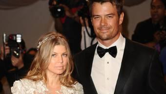Werden bald Eltern: Fergie und Josh Duhamel (Archiv)