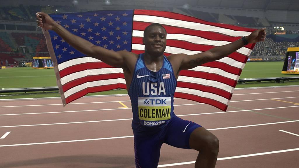 Coleman: ein Weltmeister mit Makel