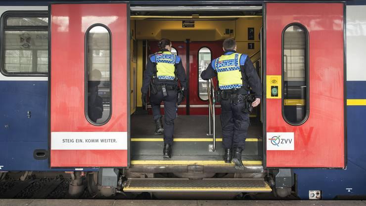 Als die Polizei kam, musste er zur Einvernahme auf den Posten und habe dort Anzeige erstattet. (Symbolbild)