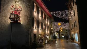 Weihnachtsnischen Kanton Solothurn