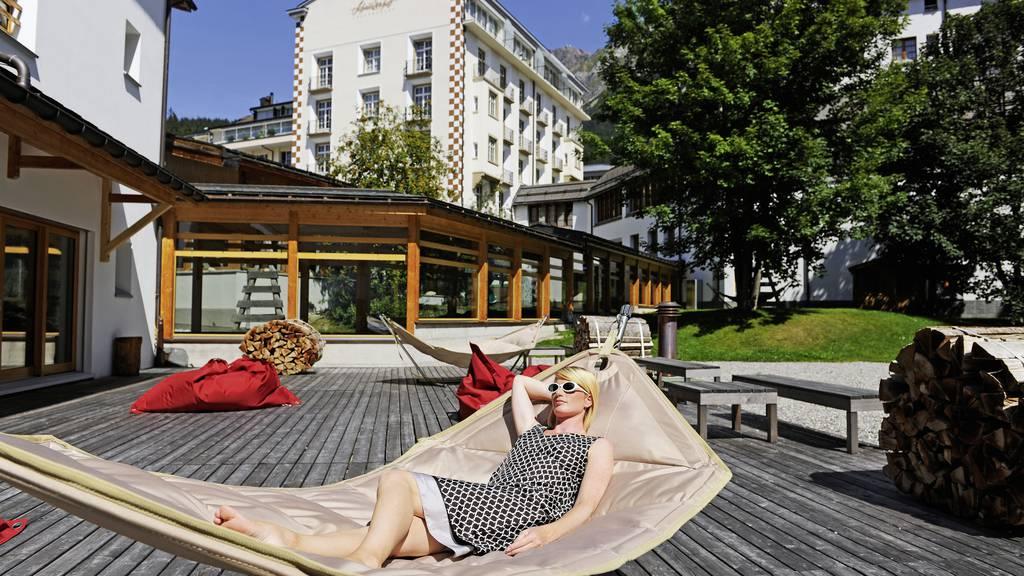 Vier-Sterne-Hotel Schweizerhof Lenzerheide