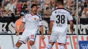 Der FC Basel verlängert den Vertrag mit Davide Callà vorzeitig.
