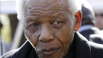 Nelson Mandela Im Jahr 2010 (Archiv)