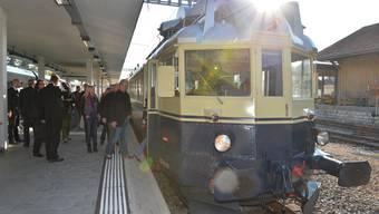 Jubiläumsfeier 100 Jahre Grenchenbergtunnel
