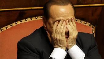 Die Richter bestätigen das Urteil gegen Berlusconi