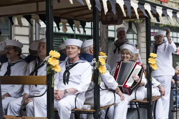 Die Störtebeckers bringen die Welt nach Zürich.