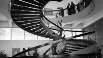 Aargauer Kunsthaus: Im Juni 1959 eröffnet
