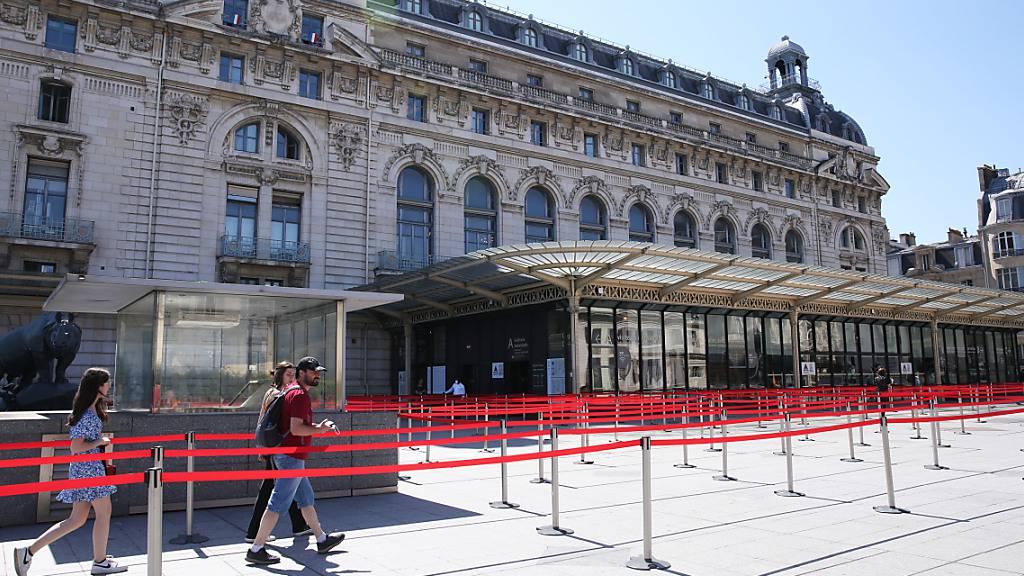Musée d'Orsay trägt künftig Valéry Giscard d'Estaing im Namen