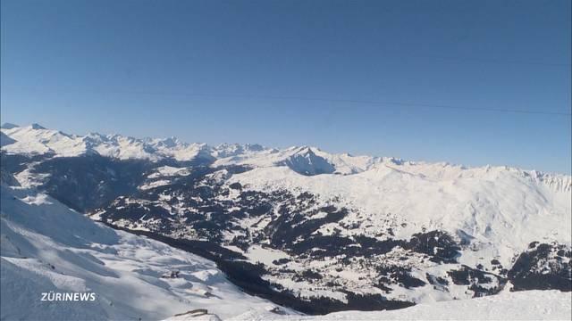 Hochbetrieb in den Skigebieten