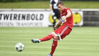 Der FC Baden ist momentan in Topform.