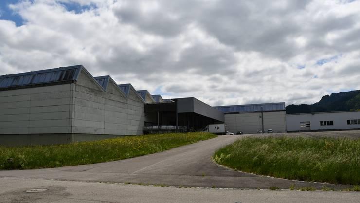 Die Mary Jane AG hat sich in Breitenbach eingerichtet.
