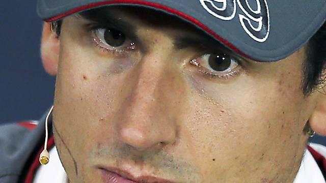 Adrian Sutil wohl auch 2015 Pilot bei Sauber