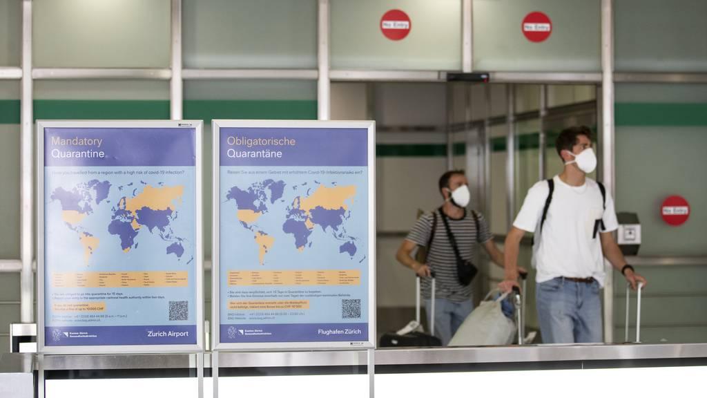 BAG meldet 117neue Ansteckungen mit Coronavirus
