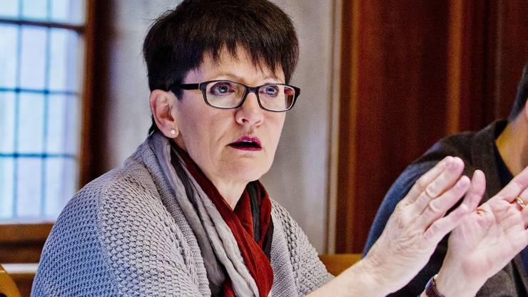 Wer wird ihre Nachfolgerin? Daniela Berger tritt Ende Jahr zurück.