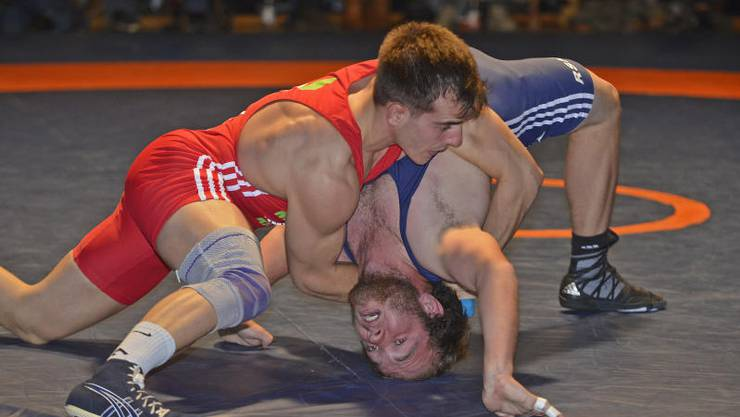 Randy Vock qualifiziert sich für einen der zwei Kämpfe um die Bronzemedaille. (Archivbild)
