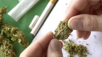 Die Zahl der Straftaten gegen das Betäubungsmittelgesetz nahm um 16 Prozent zu.