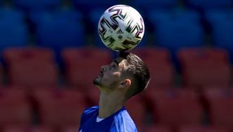 Der Spektakelspieler ist zurück: Edon Zhegrova unterschreibt beim FCB bis 2023.