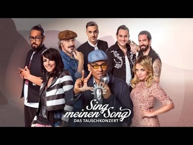 «Sprachlos»: Seven im Trailer zur 3. Staffel von «Sing meinen Song»