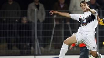 Gegen Concordia Basel Doppeltorschütze: Luganos Carlos Da Silva