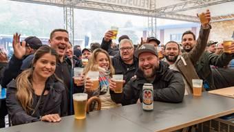 Tag des Bieres bei Feldschlösschen