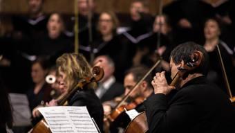 Die «Passion» von Urs Joseph Flury in der Jesuitenkirche