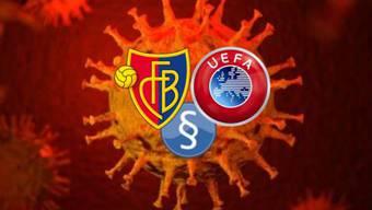 Der FC Basel bereitet der Rechtsabteilung der Uefa aktuell Sorgen.