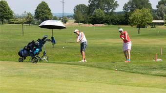 Serie Treffpunkt: Golfplatz Limpachtal