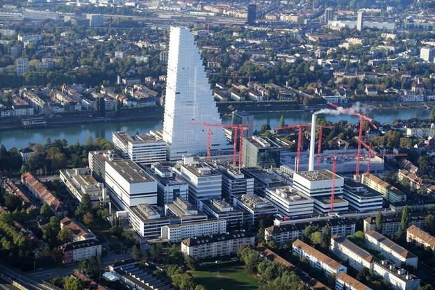 Rocheturm Basel