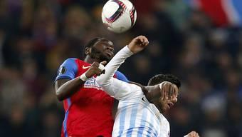 Der FCZ punktet gegen Steaua Bukarest.