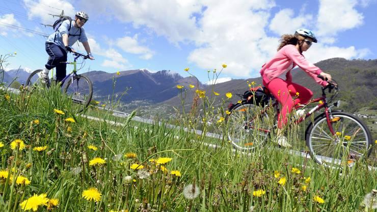 72 Prozent der Zürcherinnen und Zürcher sind mindestens einmal pro Woche sportlich aktiv.